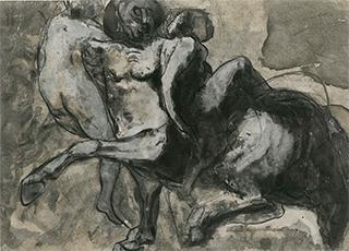 博物館 美術館 展示 《地獄の門》への道―ロダン素描集『アルバム・フナイユ』